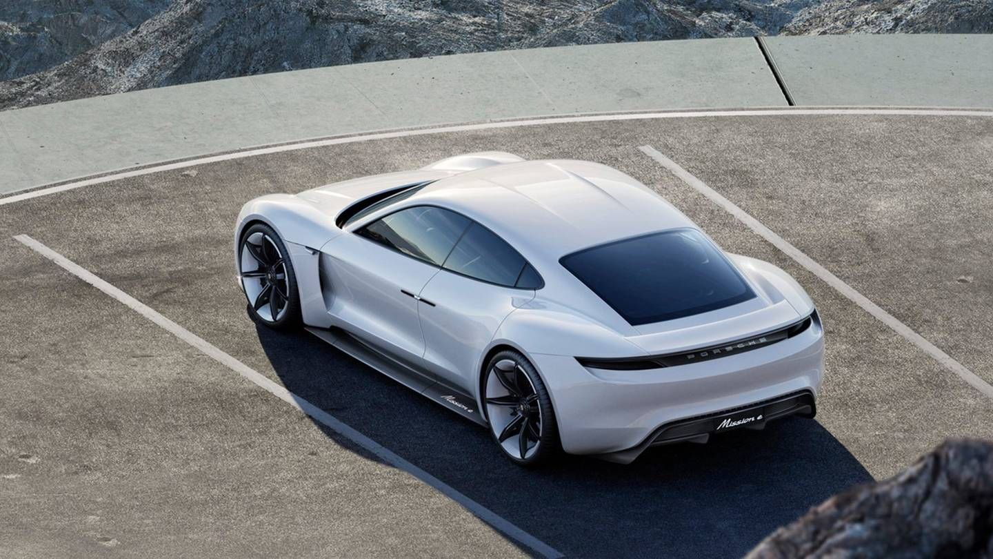 Porsche's Teslafighting electric sedan might steal a