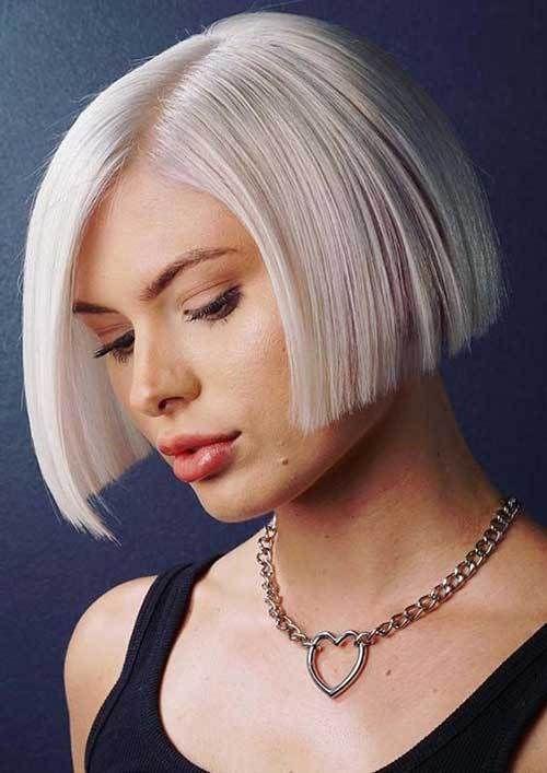 49++ Short blonde hairstyles ideas