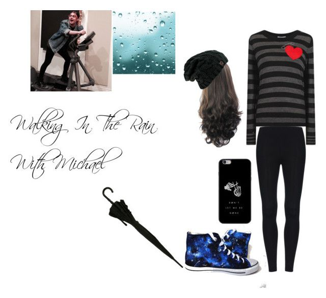 Walking In The Rain With Michael Clifford by analis-briseno on Polyvore featuring Sonia by Sonia Rykiel