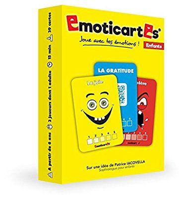 Emoticartes Enfants Pour aider lenfant /à comprendre et /à g/érer ses /émotions nouvelle /édition