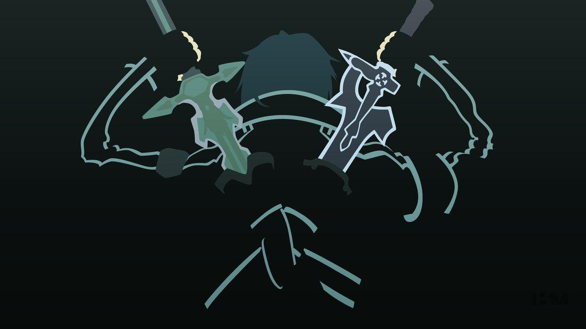Sword Art Online Kirito By Krukmeister Sword Art Online Sword Art Sword Art Online Wallpaper
