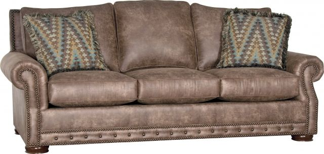 Good Mayo 2900 Fabric Sofa By Adams Furniture In Justin