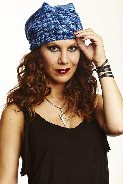 Indie Queen Hat pattern by Krista Ann #queenshats