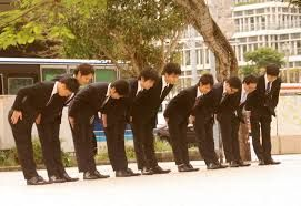 Image result for japanese etiquette bowing