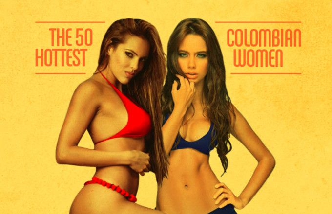 Are colombian women good in bed
