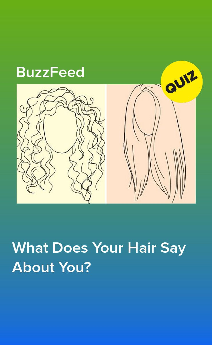 Fabulous What Does Your Hair Say About You Interesting Quizzes Fun Natural Hairstyles Runnerswayorg