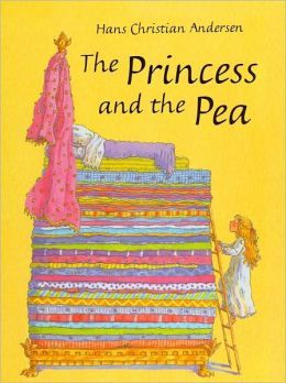 princess and the pea pictures