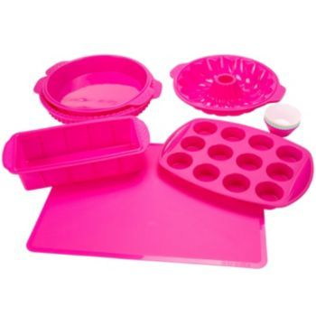 Product Features Nonstick Flexible Silicone Construction Design