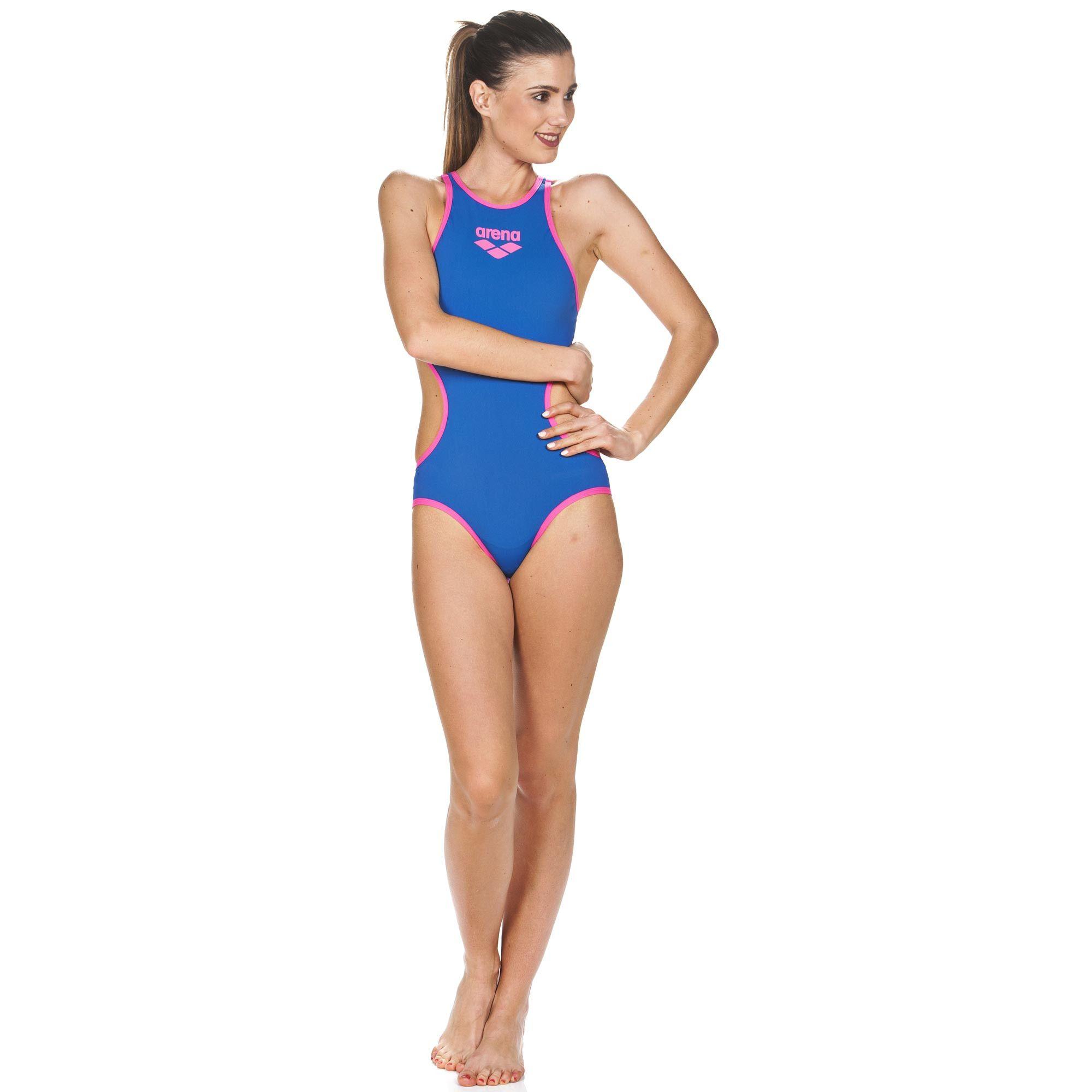 f013b826d06 Women's Arena One Biglogo One Piece Swimsuit   arena Training ...