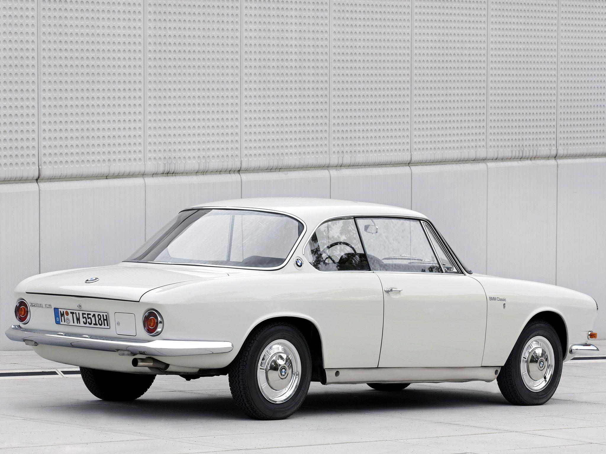 1962-65 BMW 3200 CS Coupe | Car | Pinterest | BMW, Cars and Car stuff