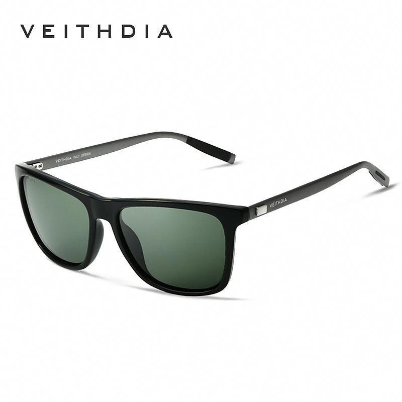 117c7d6db5 VEITHDIA Brand Unisex Retro Aluminum TR90 Sunglasses Polarized Lens Vintage  Eyewear Accessories Sun Glasses For Men Women 6108 Like if you remember   shop ...