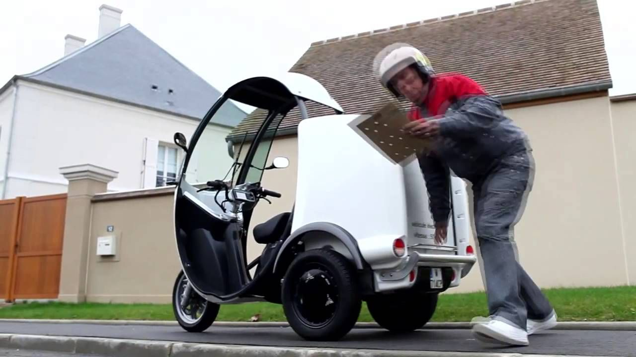 matra ms3 le scooter electrique a 3 roues scooter pinterest vehicles commercial vehicle. Black Bedroom Furniture Sets. Home Design Ideas