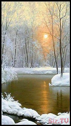 Portofolio Fotografi Landschaft Winter Wonderland Goldener Sonnenaufgang LANDSCAPEPPorto …