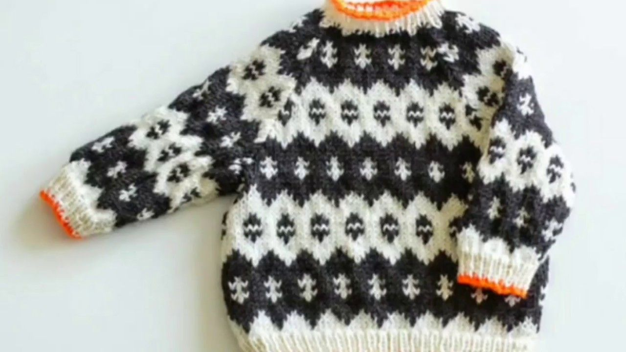 607f13674 New sweater design for kids in hindi - woolen sweater designs