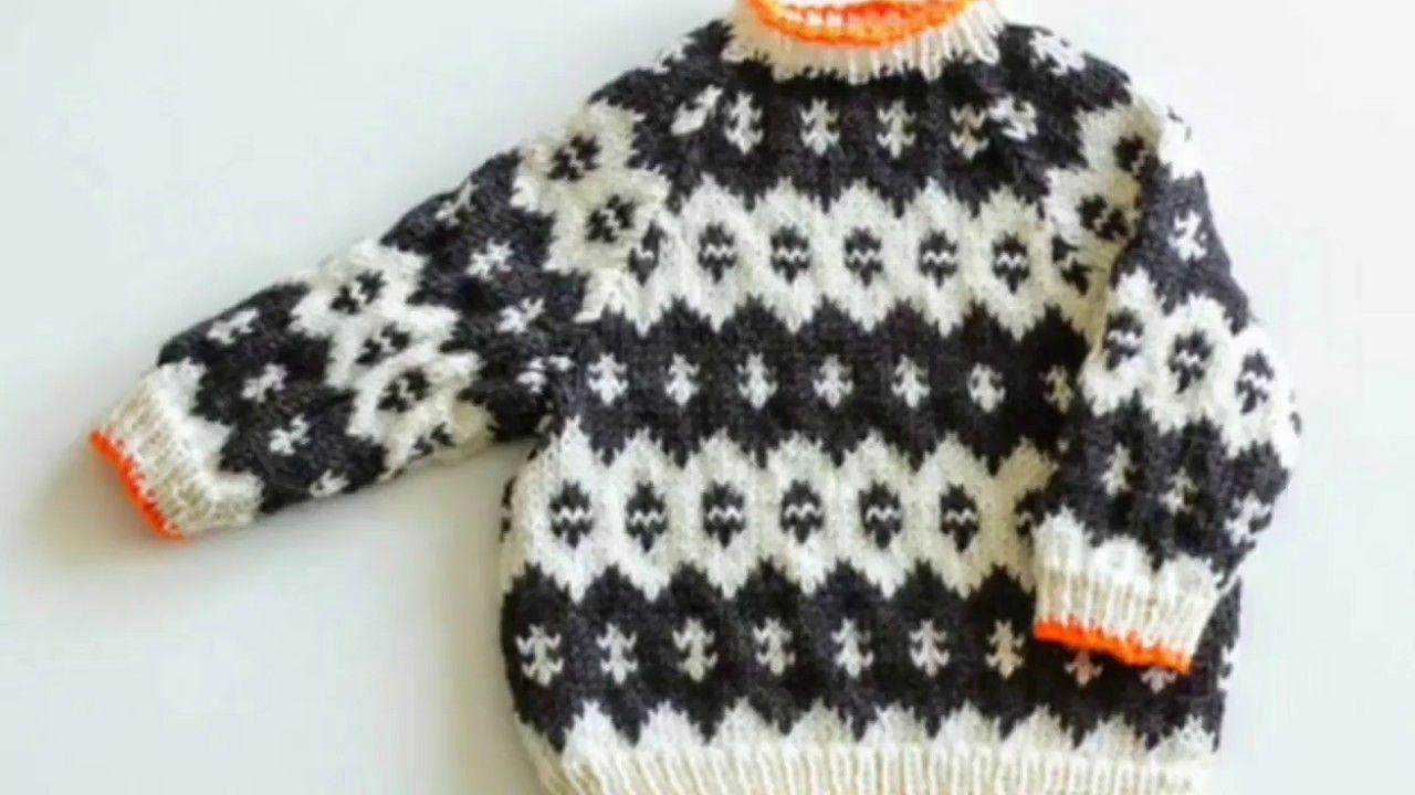 bbff1e4862f8 New sweater design for kids in hindi - woolen sweater designs