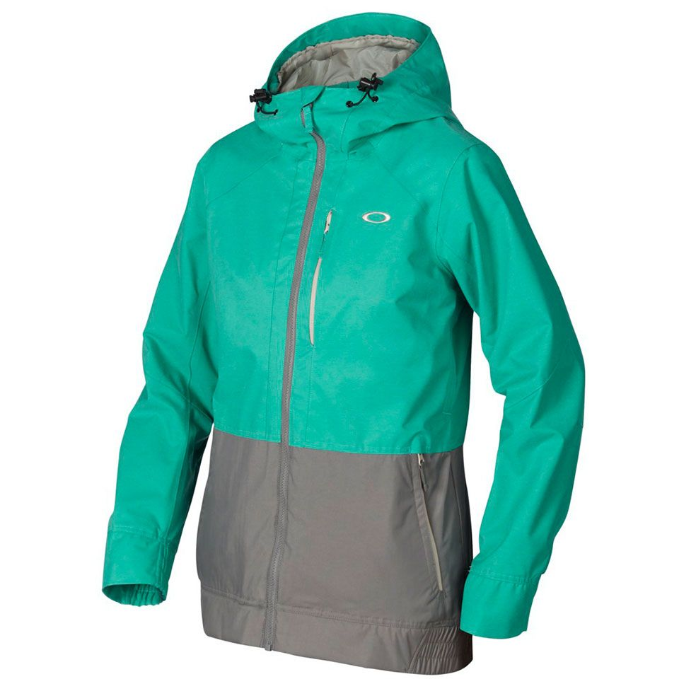 Oakley Huckleberry BioZone Shell Jacket - Women's | Oakley for ...