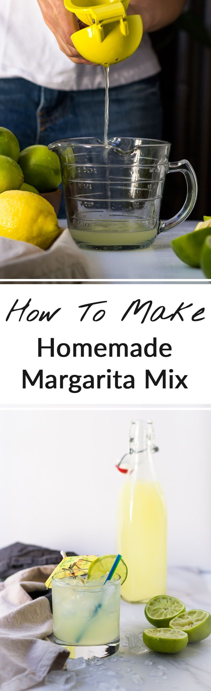 how to make a low calorie margarita