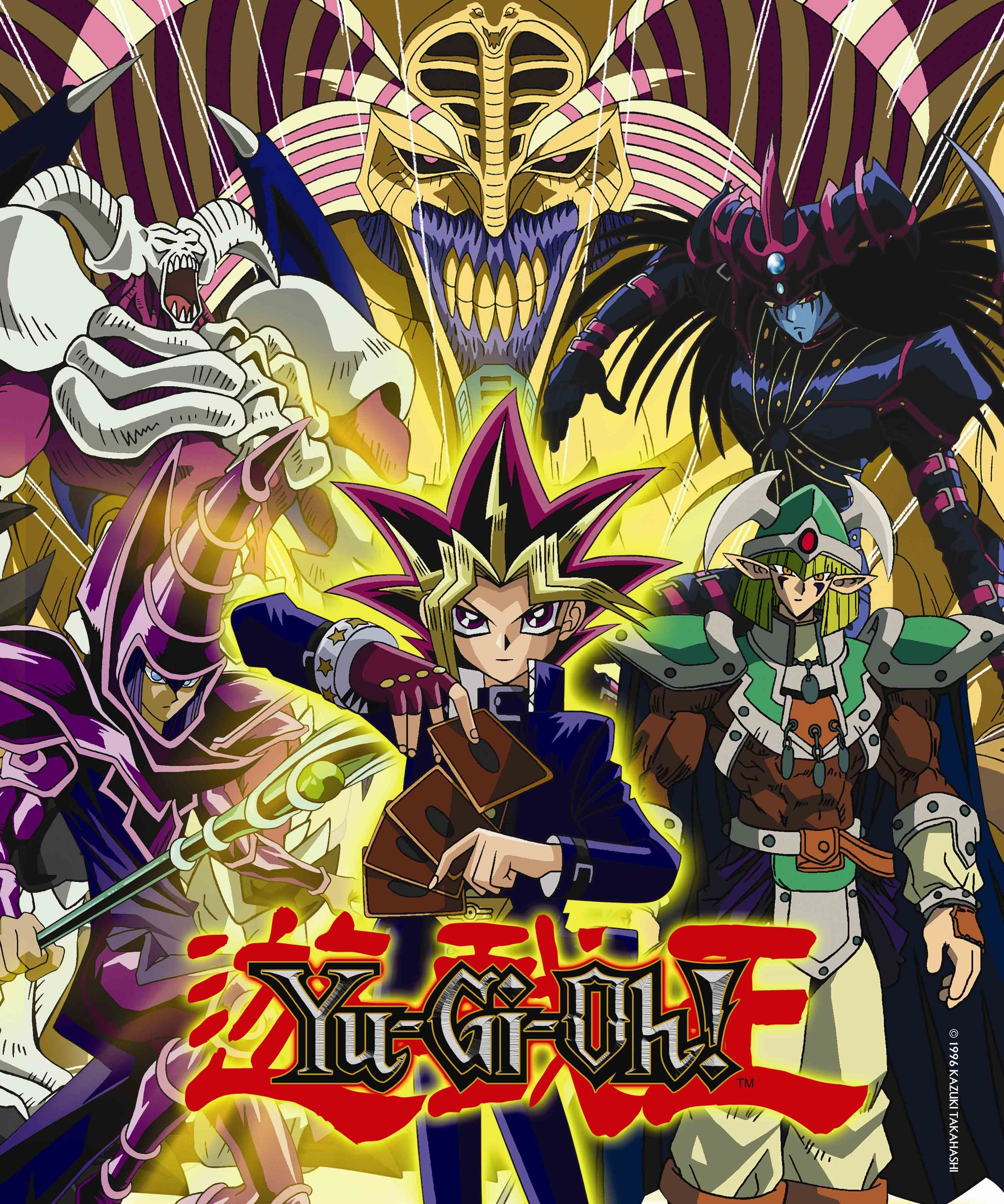 Another year, another YuGiOh Championship taking off. This