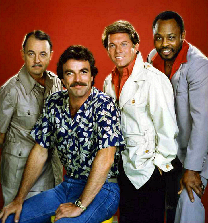 Image result for tv series magnum pi