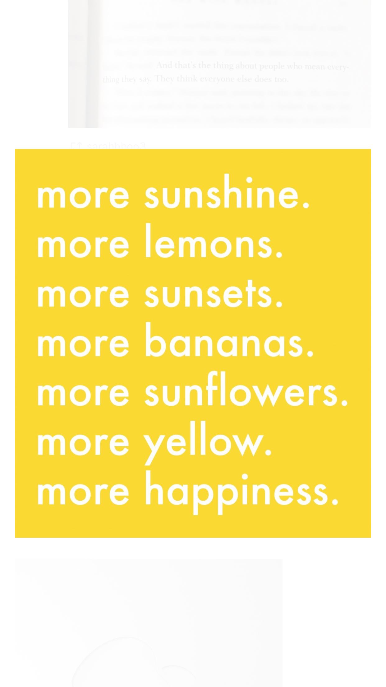 Pinterest Targaryenmagic Holiday Quotes Happy Colors Yellow Aesthetic