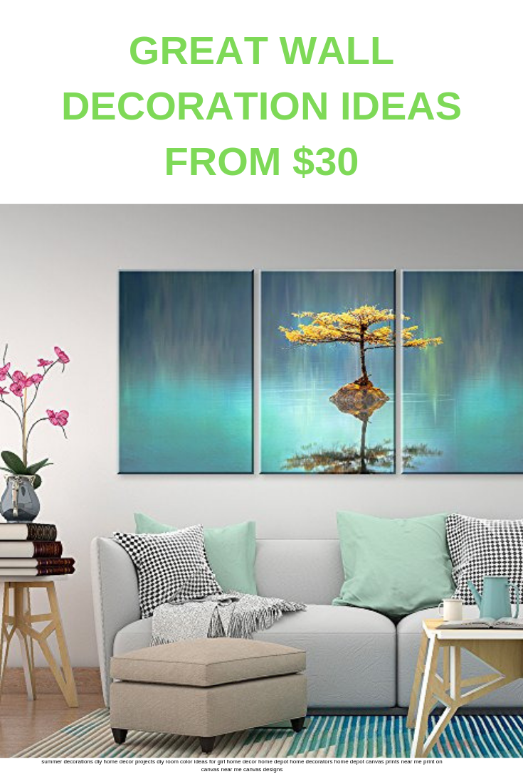 Great Home Decoration Ideas From 30 00 Living Room Decor Modern Diy Wall Decor Wall Decor Trends