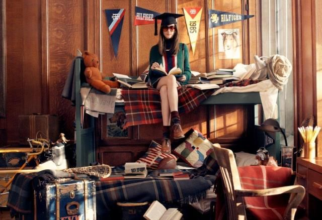 Tommy Hilfiger Fall 2013 Campaign Enlists a Preppy Cast by Craig McDean | Fashion Gone Rogue: The Latest in Editorials and Campaigns