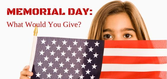Memorial Day Children S Message What Would You Give Sunday School Lessons Childrens Church Lessons Bible Lessons For Kids