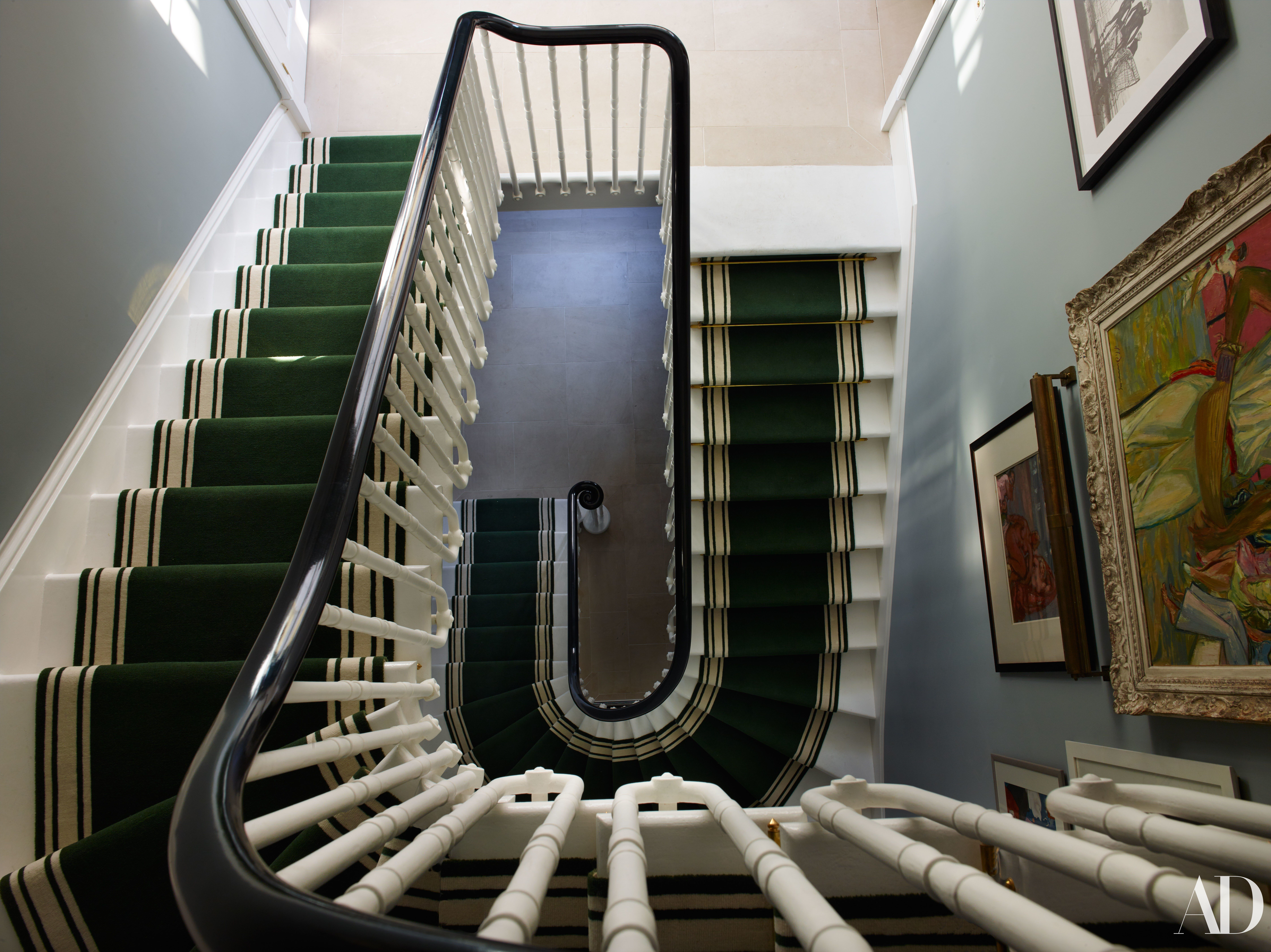 Best Inside Jérôme Faillant Dumas S Vibrant London Townhouse 400 x 300