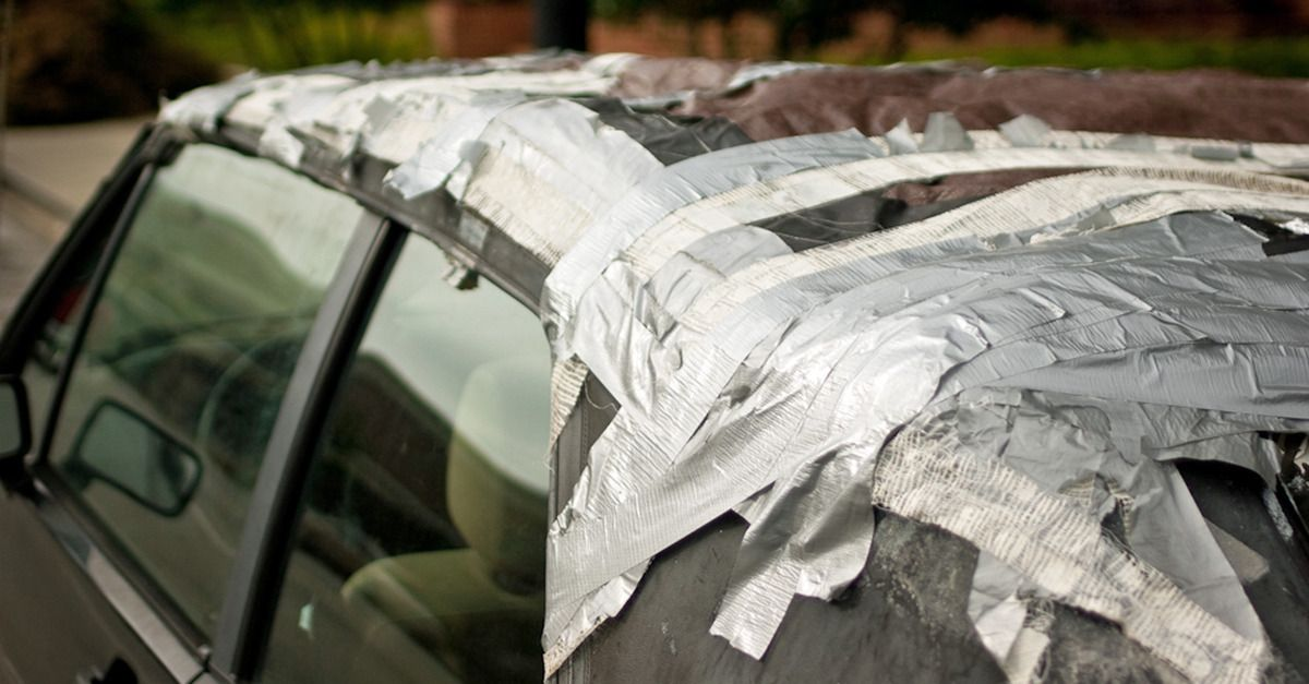 We detail the many uses of duct tape.