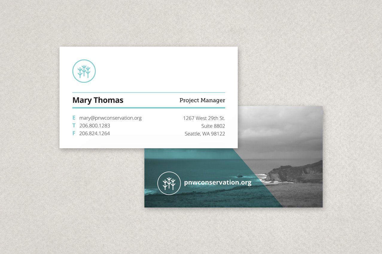 Non Profit Organization Business Card Template   Business Card ...