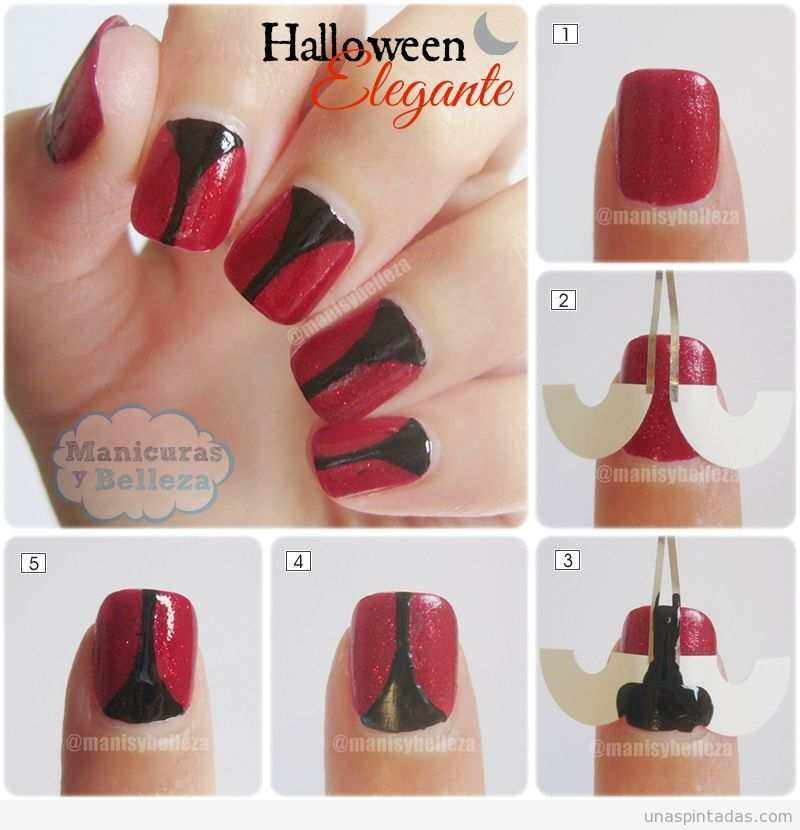 122 Nail Art Designs That You Won T Find On Google Images: Ideas Para Manicura Facil Paso A Paso