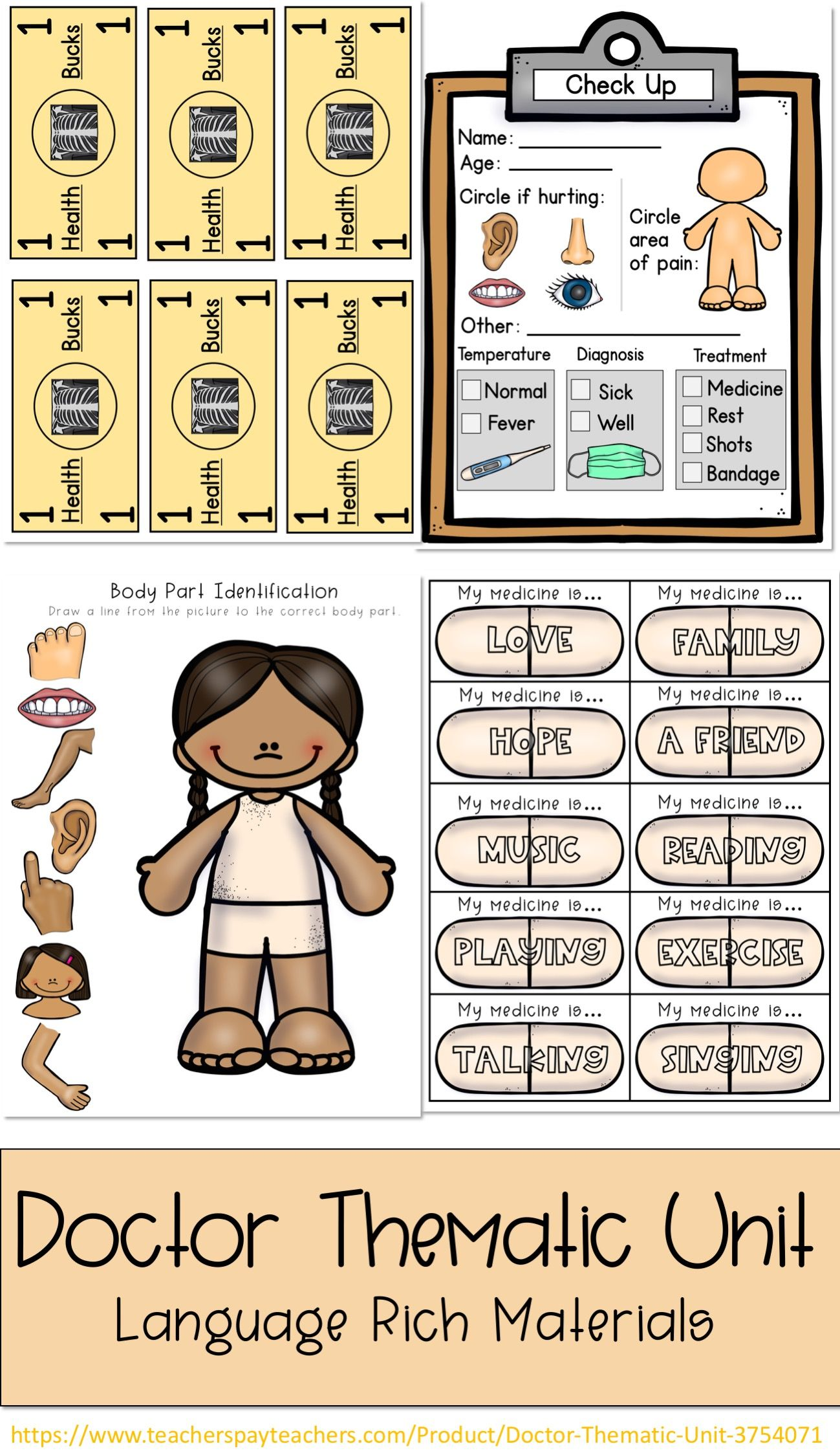 Language Rich Materials To Create Highly Contextual Environmen Speech Therapy Activities Preschool Receptive Language Activities Expressive Language Activities [ 2249 x 1299 Pixel ]