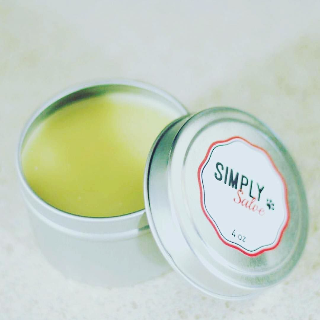 Our Friends @nicediggz are now carrying Simply Salve.  If you are looking for doggie daycare or grooming check them out they are located in the west end of Toronto.