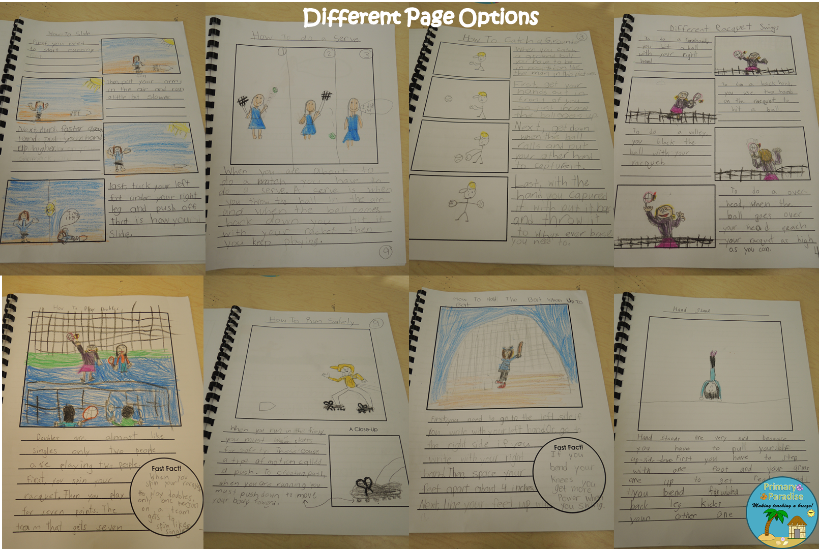 Informational Writing Books For K 2 Lucy Calkins