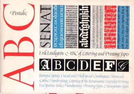 AN ABC-BOOK / Erik Lindegren