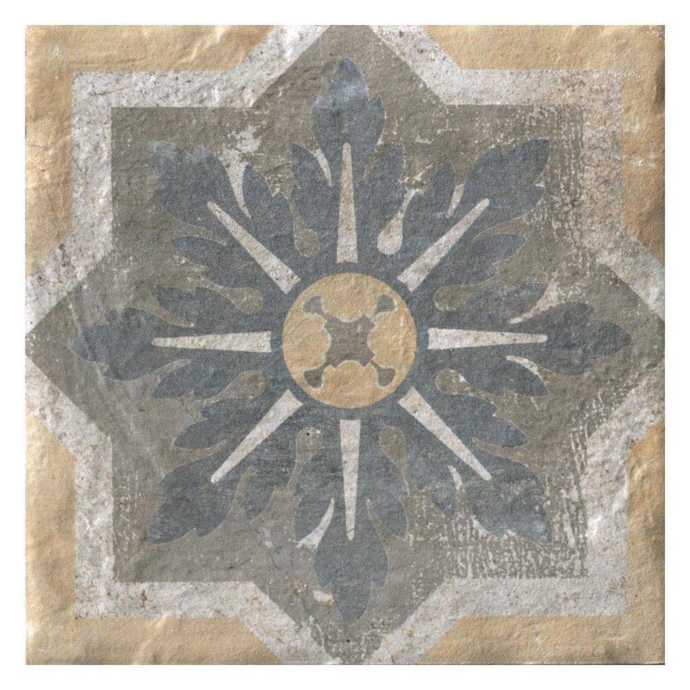 san juan deco porcelain tile 8in x 8in 100286988 floor and san juan deco porcelain tile 8in x 8in 100286988 floor and