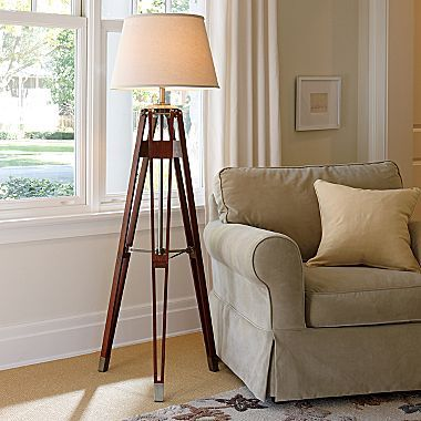 Linden Street Surveyor Floor Lamp   Jcpenney $130