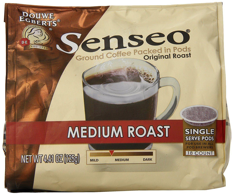 Philips 00703 Senseo Coffee Pods Medium Roast Be Sure To
