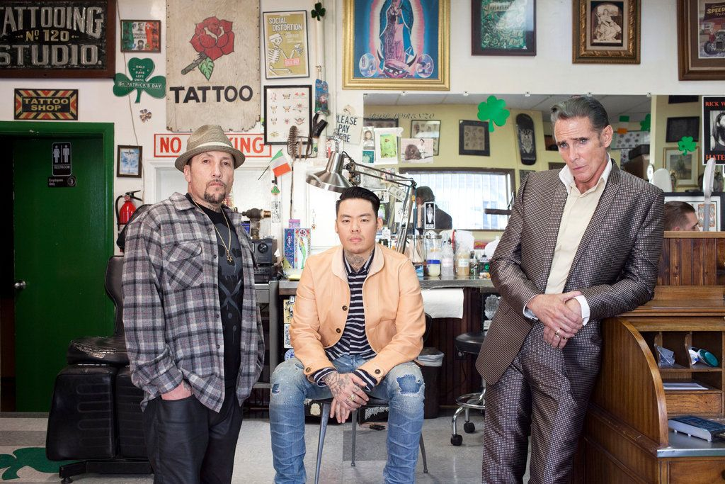 The tattoo artist Brian Woo, 33, has developed a following in Hollywood and on Instagram.
