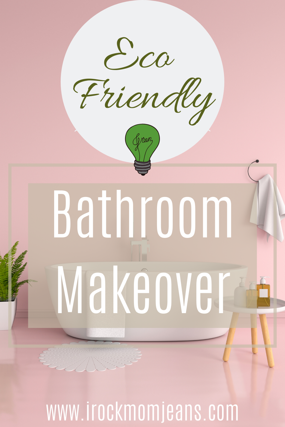 Making changes to our bathrooms can be easily done! By eliminating plastic and harmful products, we can have a beautiful green bathroom that's great for our health and our environment. This article discusses products and solutions. #gogreen #bathroom #bathroomideas #bathroomdecor #bathroomdesign #bathroomrenovation #bathroomcleaning #ecofriendly #ecofriendlyliving #homeliving