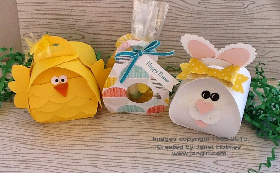 Jan girl stampin up curvy keepsakes box easter chic bunny and saturday series curvy keepsakes easter eggstravaganza for todays saturday series i thought i would share some crazy cute easter treats negle Image collections