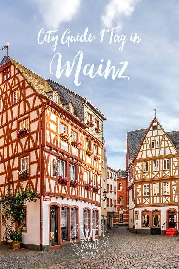 City Guide Mainz: 11 Dinge, die du bei einem Stadtspaziergang durch die Römerstadt gesehen haben solltest