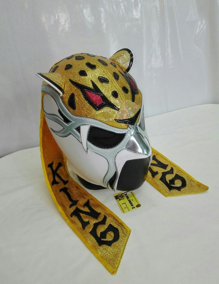 tekken king jaguar mask