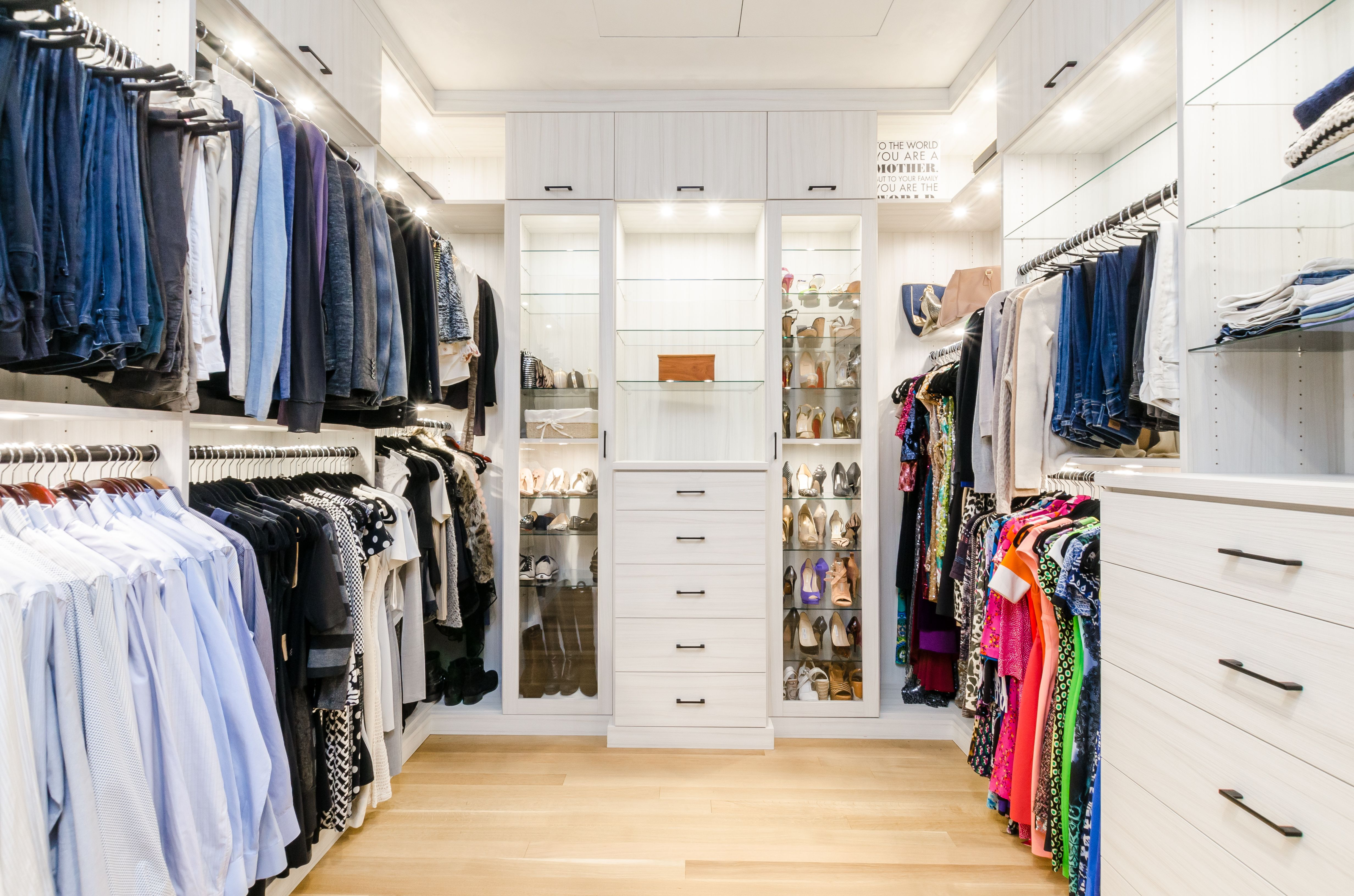 options qtsi factory r co closet custom lighting walk in closets f for