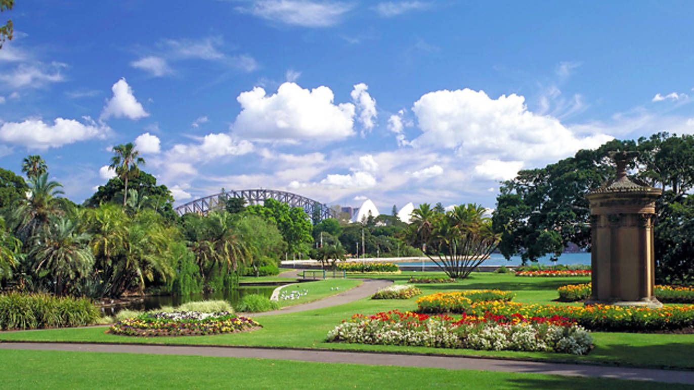 Can You Drink Alcohol In The Royal Botanical Gardens