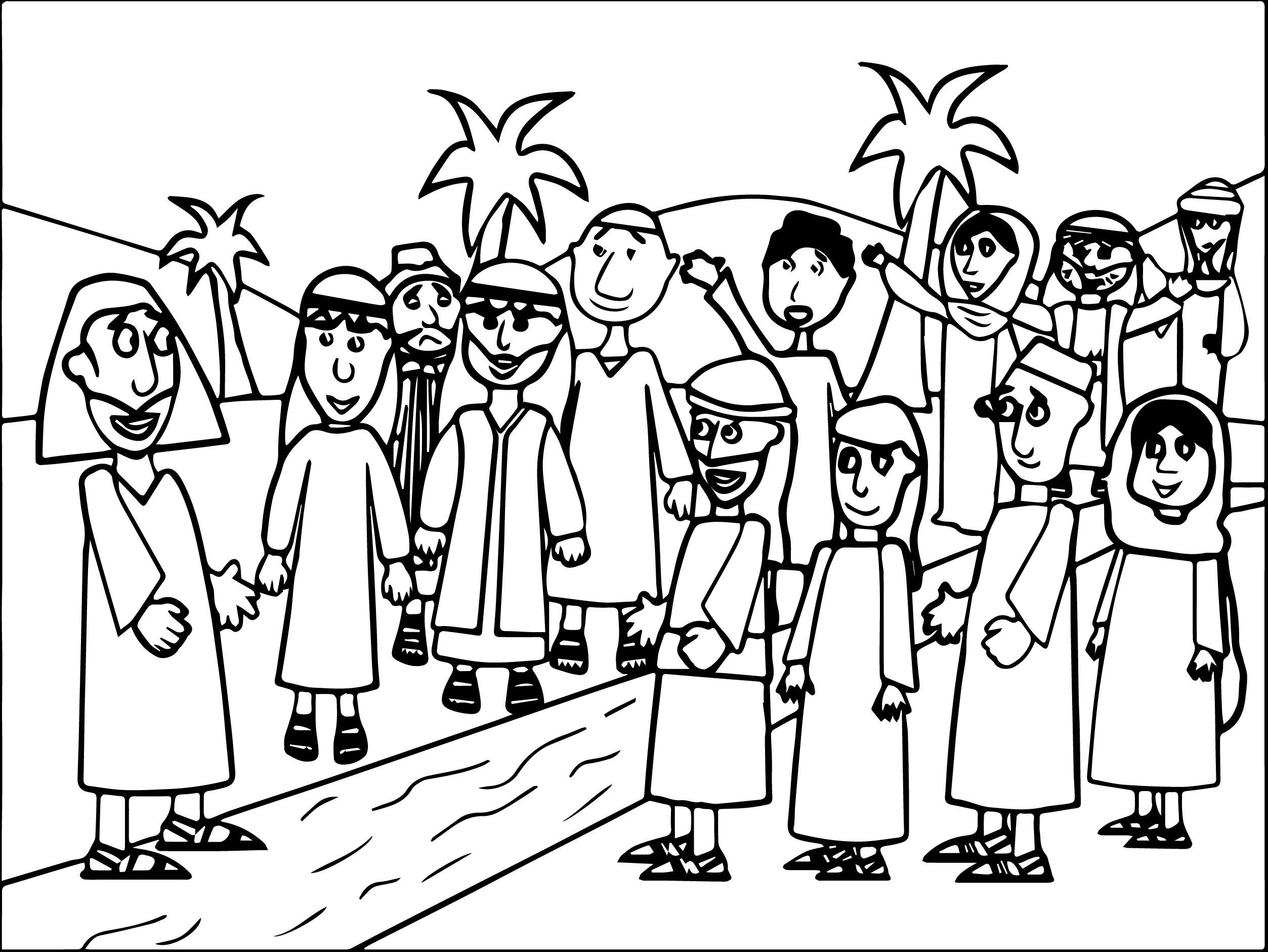 Jesus As A Child Sunday School Coloring Pages Your Kids Are Going