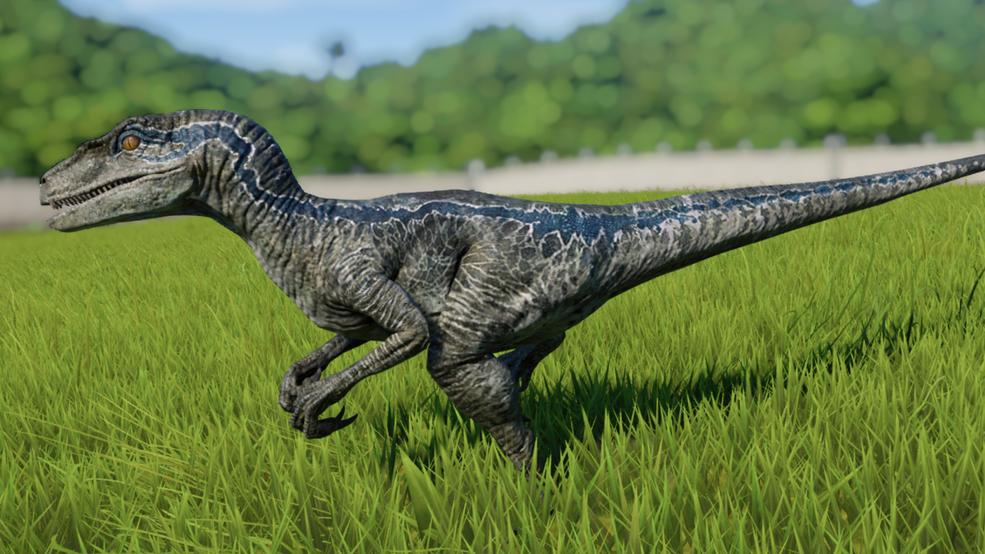 Velociraptor Jurassic World Evolution Wiki Fandom in