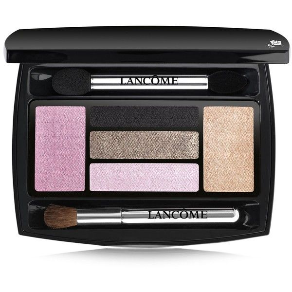 Lancome Color Design 5-Pan Eye Shadow Palette - 2015 Bridal Collection found on Polyvore