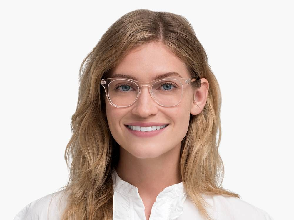 ce26307350ba Bell in Lychee Crystal Eyeglasses For Women