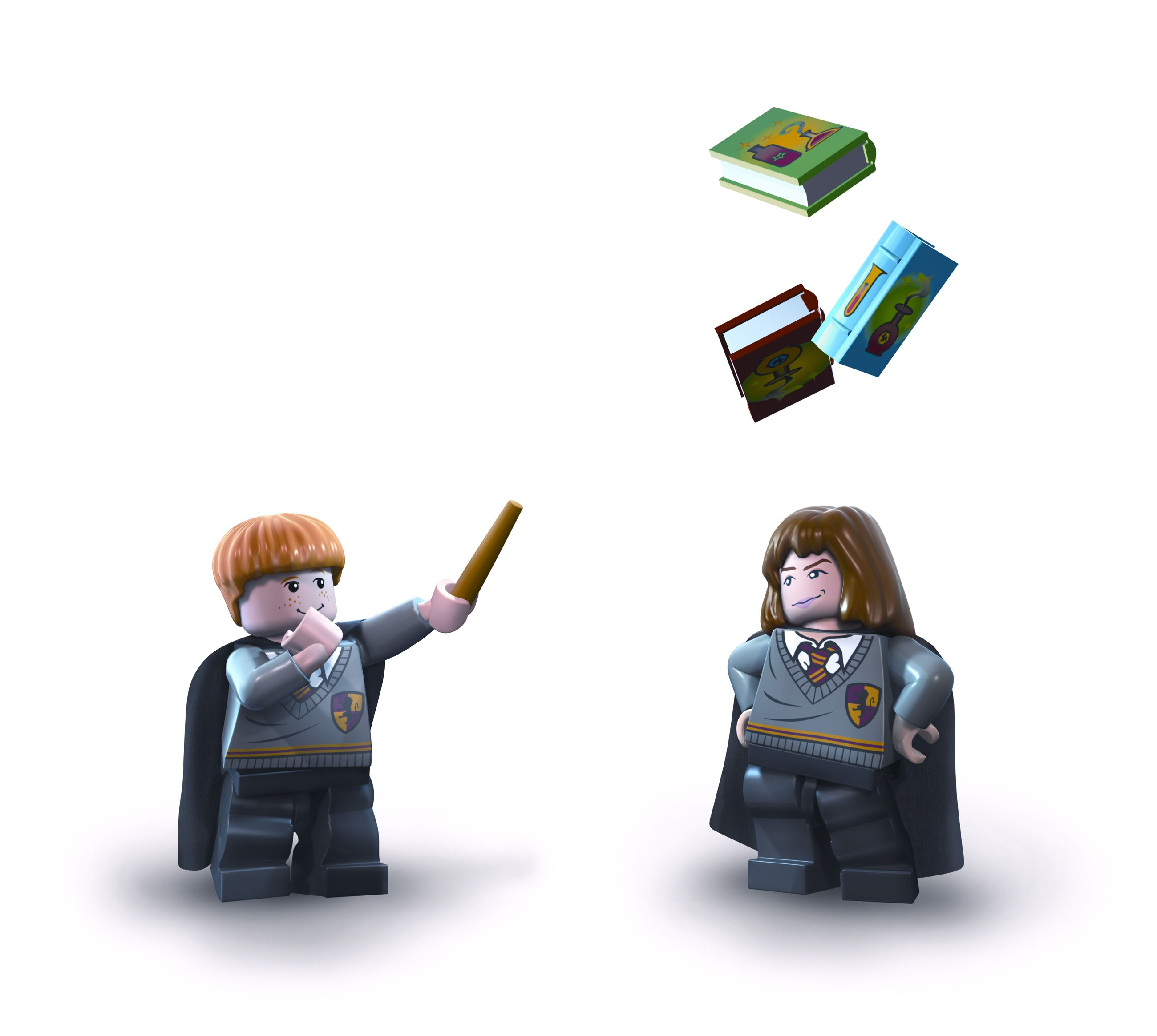 lego harry potter - the only video game that i can actually play.  nevermind that it's meant for 6 year olds...